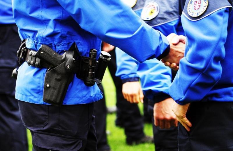 Scuola di polizia: sono quaranta i nuovi agenti