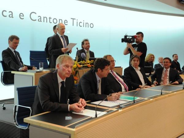 Lavorare insieme per il bene del Ticino