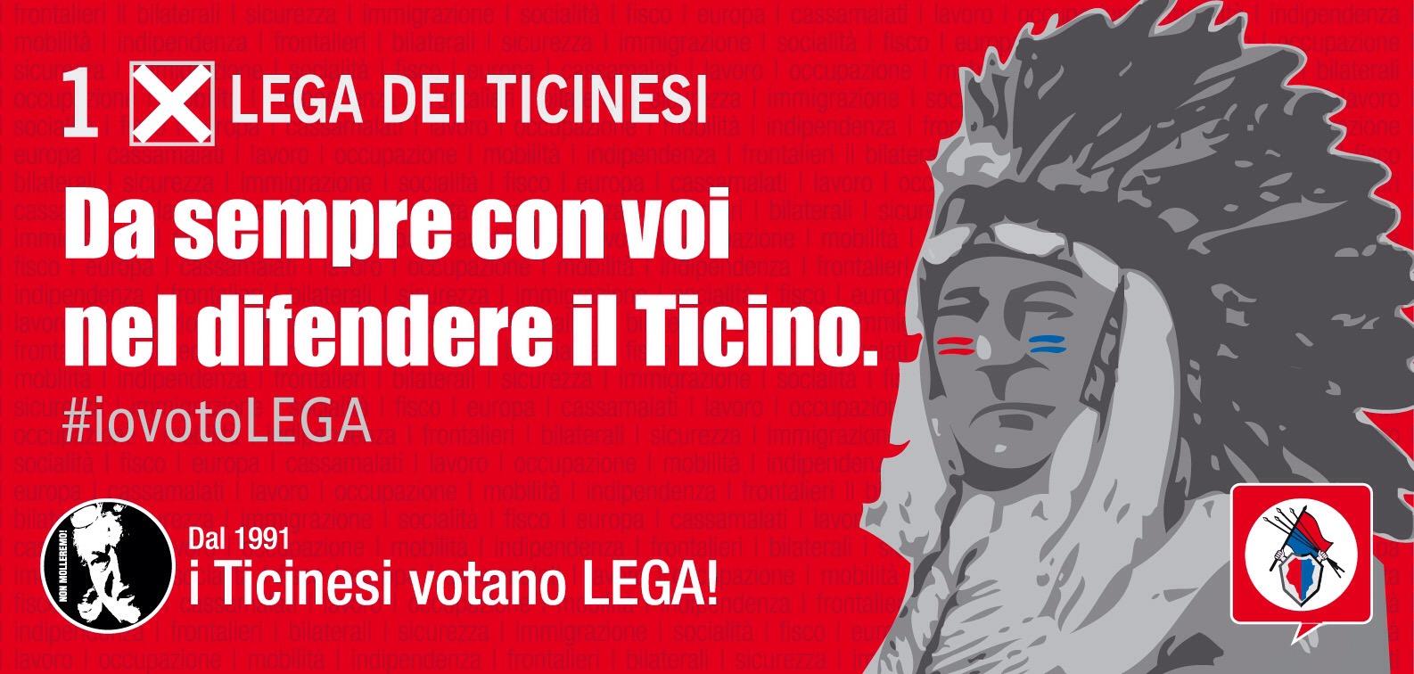 """""""Il Ticino si difenda da solo"""""""