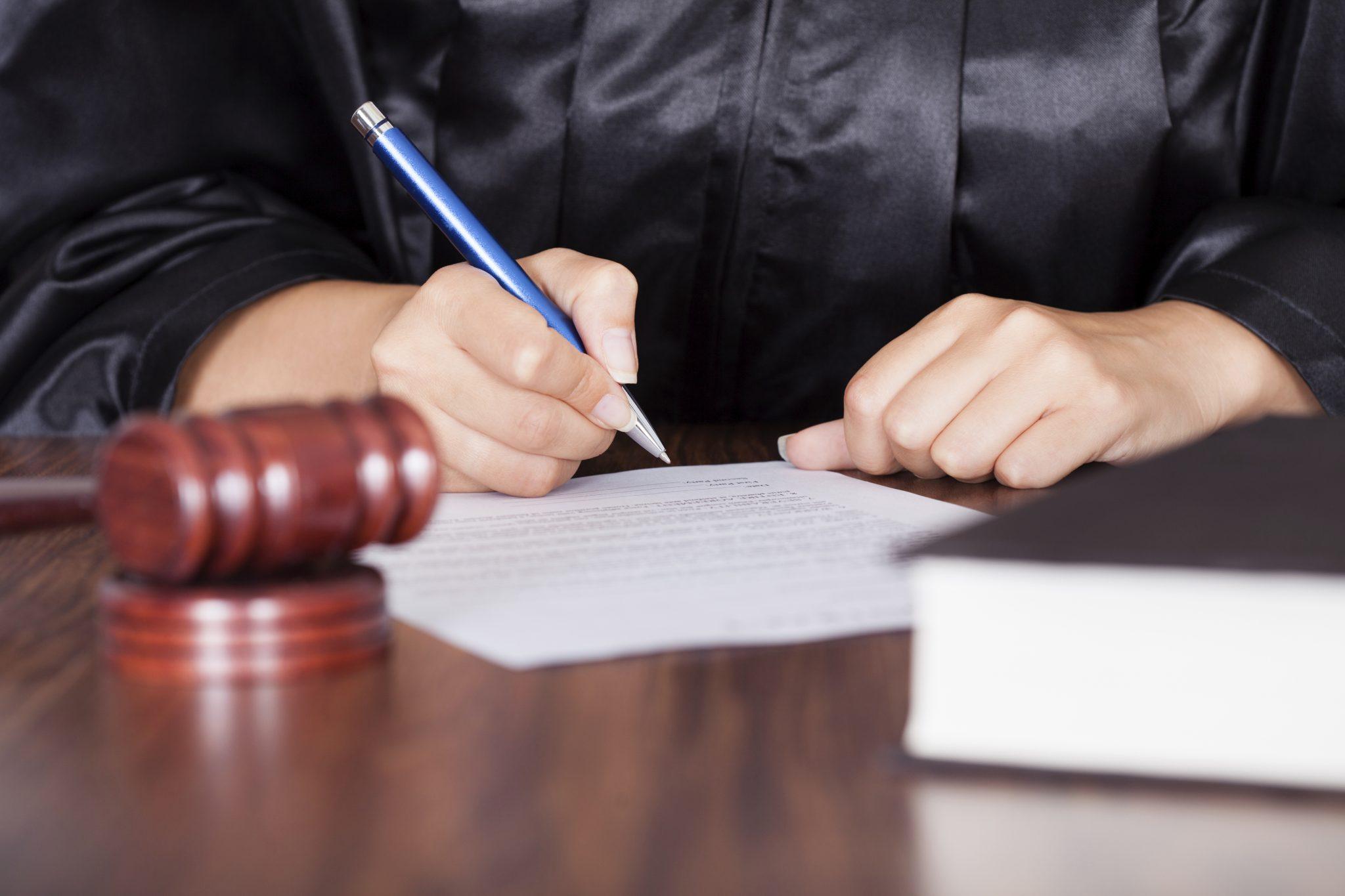 Tre giudici: una soluzione che funziona