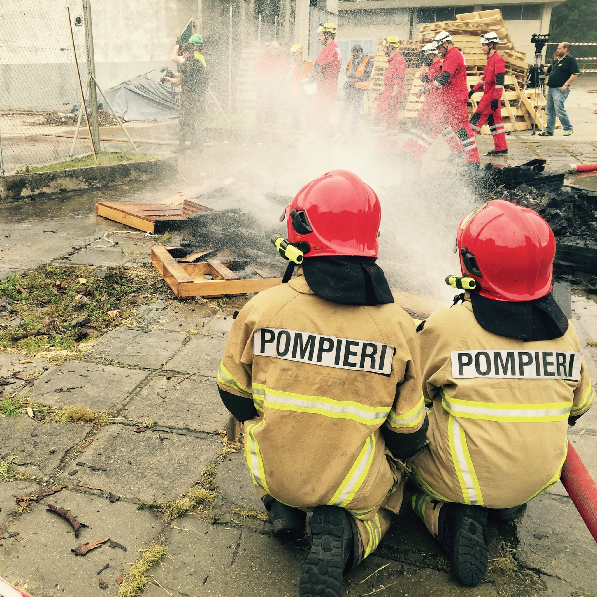ODESCALCHI: allenarsi per essere pronti in caso di catastrofe