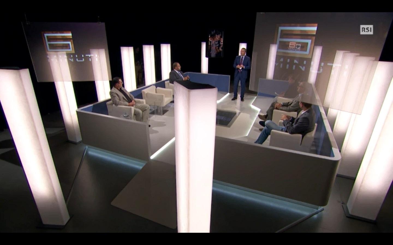 Dibattito: Situazione migranti alla frontiera sud della Svizzera