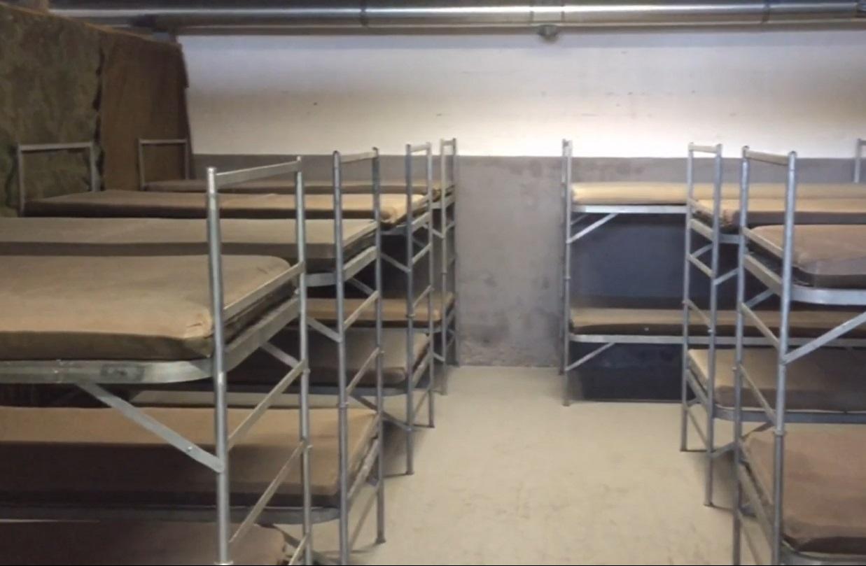 Rancate: centro migranti operativo tra 3 giorni