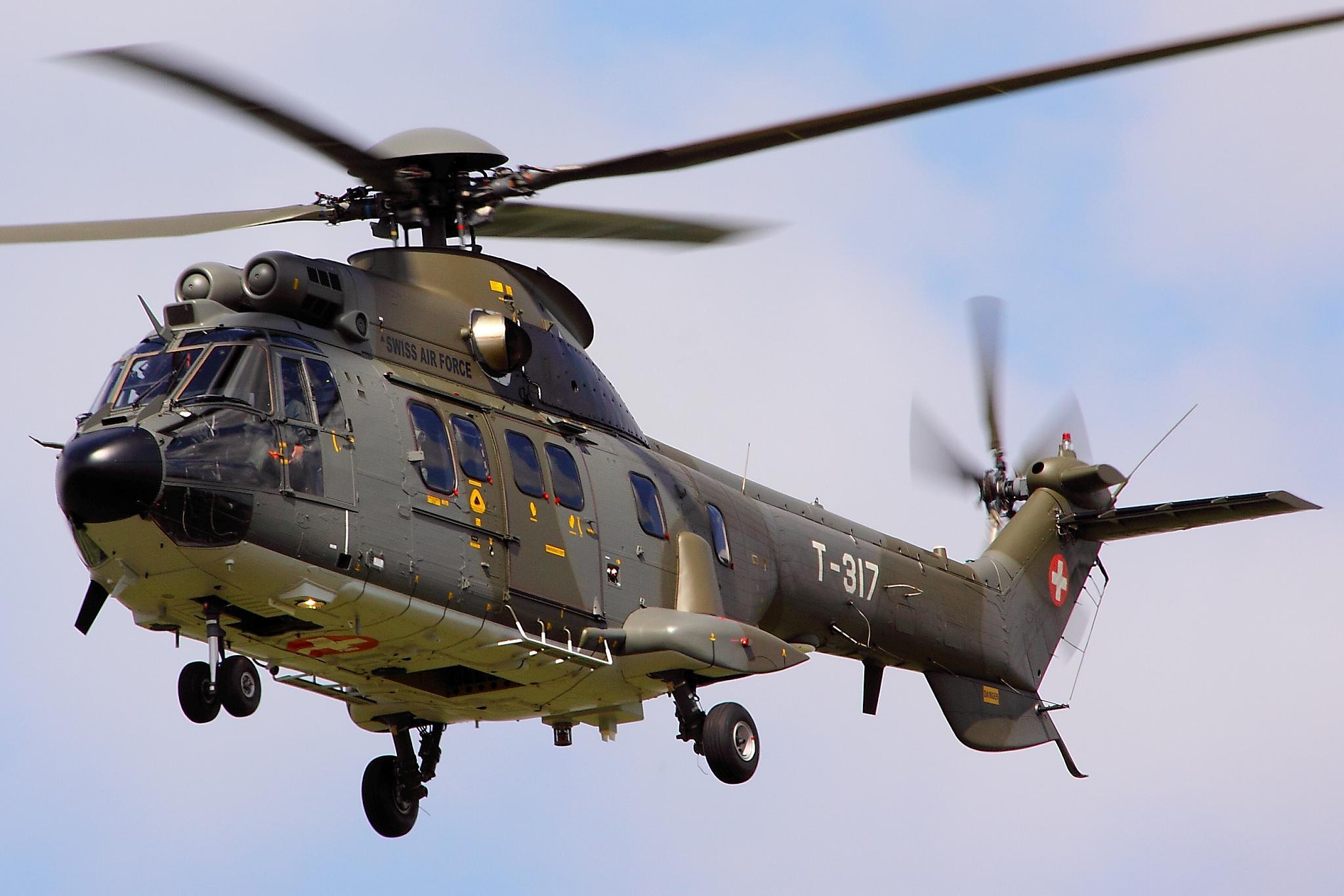 Elicotteri militari, regole d'ingaggio