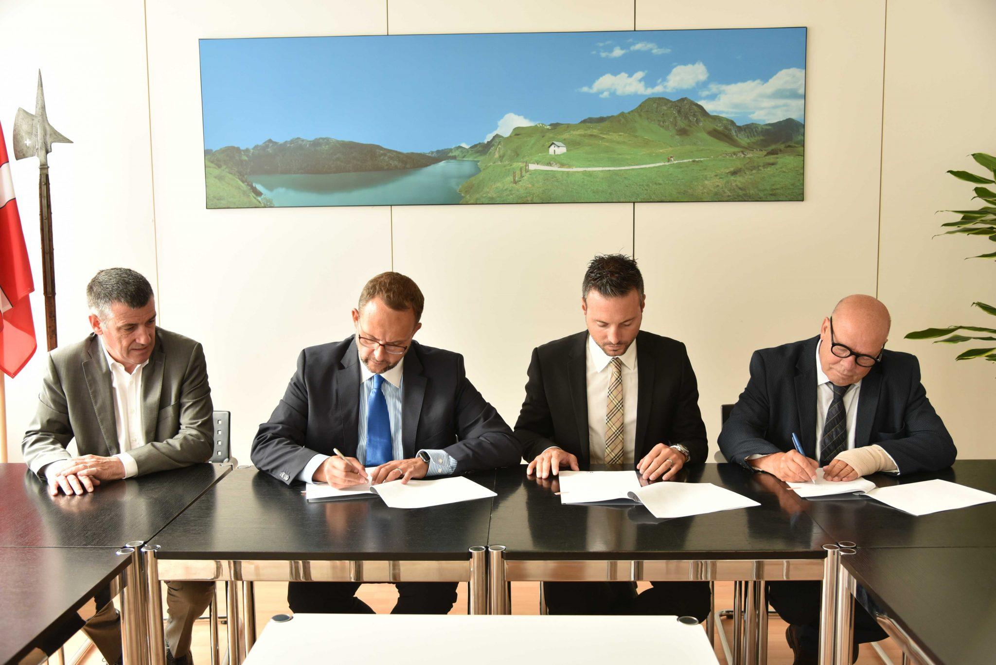 Nuova convenzione fra la Sezione della circolazione e l'Unione professionale svizzera dell'automobile