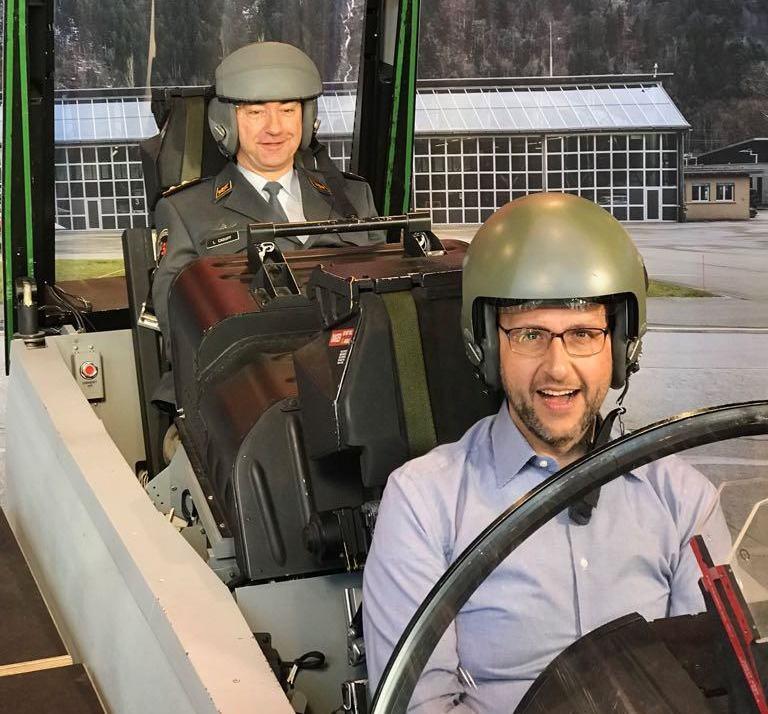 Le duecento professioni offerte dall'esercito svizzero