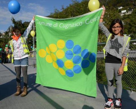 Cugnasco-Gerra, celebrati i dieci anni dell'unione