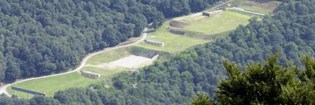 Credito di 6.5 milioni per la progettazione del Centro polifunzionale d'istruzione e di tiro del Monte Ceneri