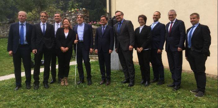 Incontro annuale tra i Governi cantonali di Ticino e Uri