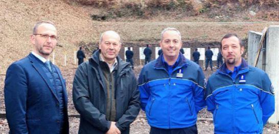 Guardie svizzere: Gobbi, Cocchi e il colonnello Graf si incontrano