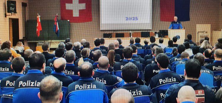 Una Polizia cantonale vicina al cittadino