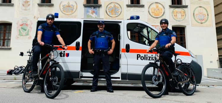 Punto informazioni 2020 – uno sportello mobile per la Polizia cantonale