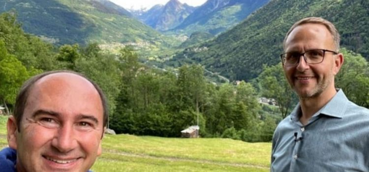 In vacanza in Ticino con Treks