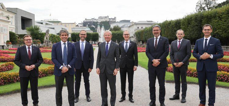 Conferenza dei Capi di Governo Arge Alp 2020