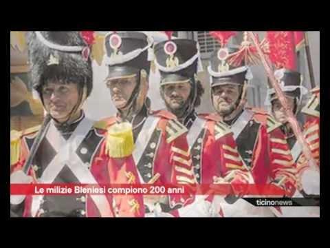 Milizie napoleoniche della Val di Blenio, 200 anni di tradizione