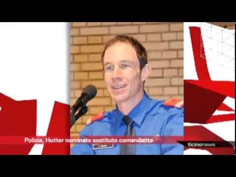 Lorenzo Hutter, futuro vicecomandante