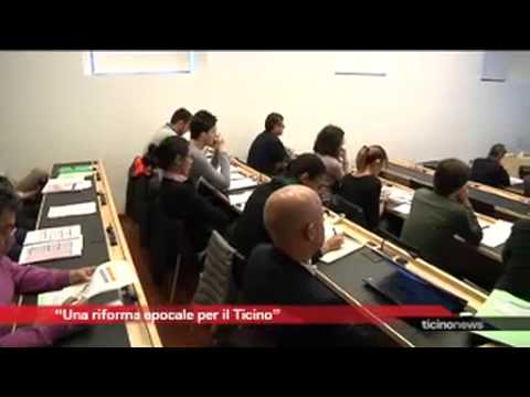 PCA: un Ticino a soli 23 Comuni