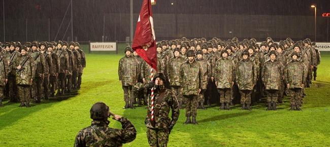 """Gobbi: """"Un esercito con almeno 100'000 uomini"""""""
