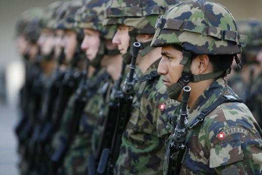 L'Esercito continua a investire in Ticino