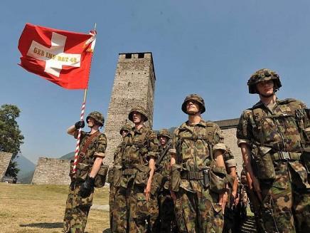 Per una vera armata a difesa della Svizzera!