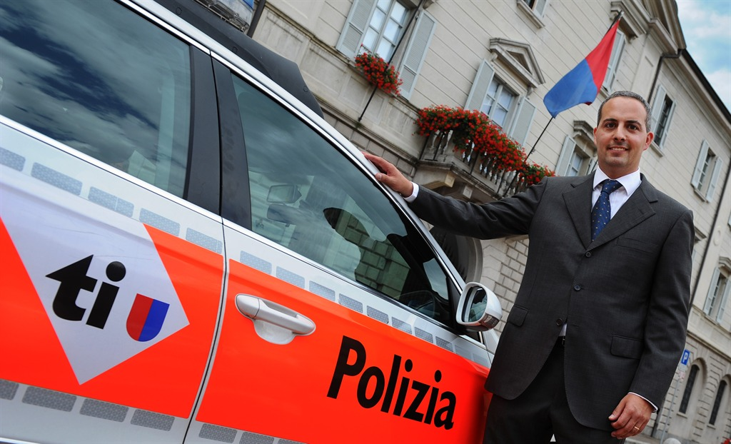 Matteo Cocchi è il nuovo comandante della Polizia Cantonale