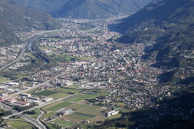 Nuova Città di Bellinzona: elezioni il 2 aprile 2017