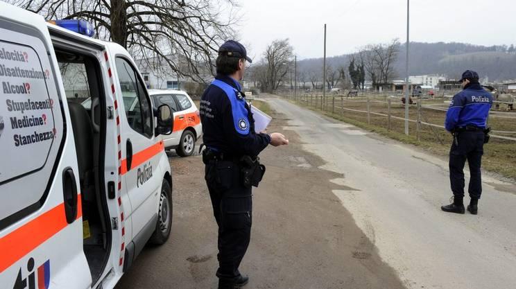 Più poliziotti in Svizzera