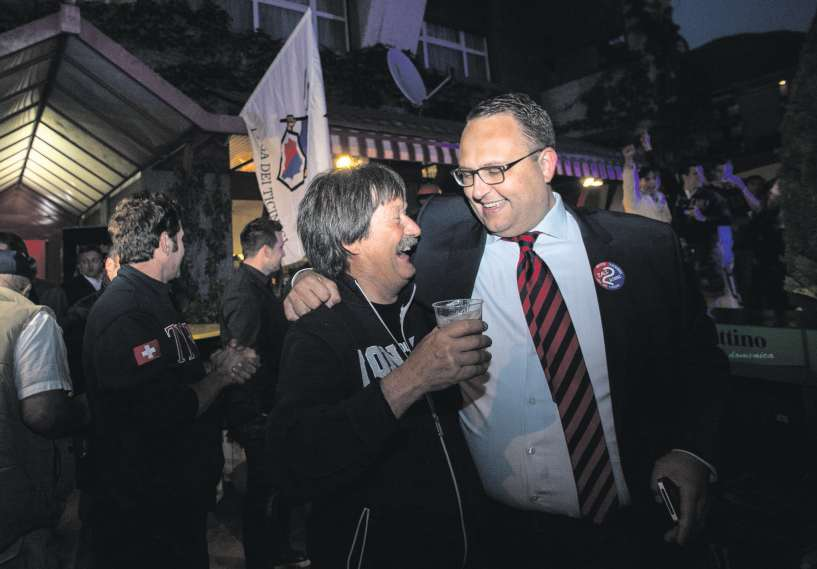 Rechtspopulisten verteidigen beide Sitze