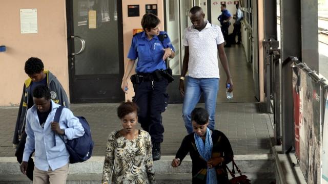 Migranti, scatta la cellula di crisi
