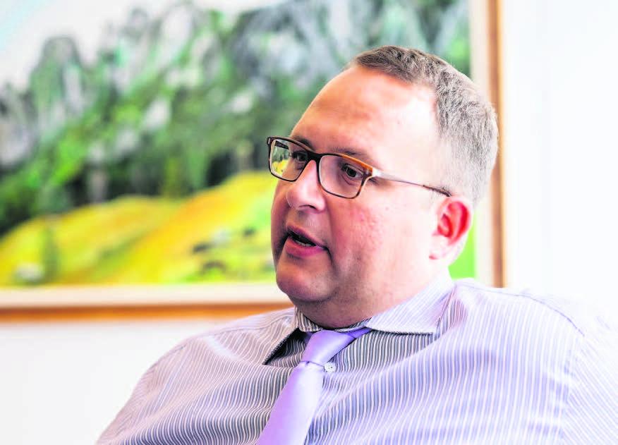 Polizeidirektor Gobbi krebst nicht zurück