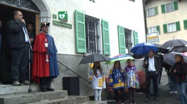 Osco, una festa in dialetto