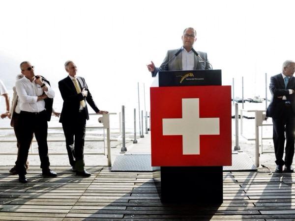 Norman Gobbi ad alzo zero su Berna
