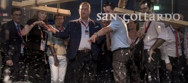 """Norman Gobbi a Expo 2015: """"La Svizzera deve guardare anche a Sud"""""""