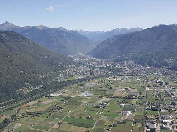 Bellinzona soll zehntgrösste Schweizer Stadt werden