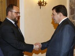 Сотрудничать в сфере машиностроения будут Свердловская область и швейцарский регион Тичино