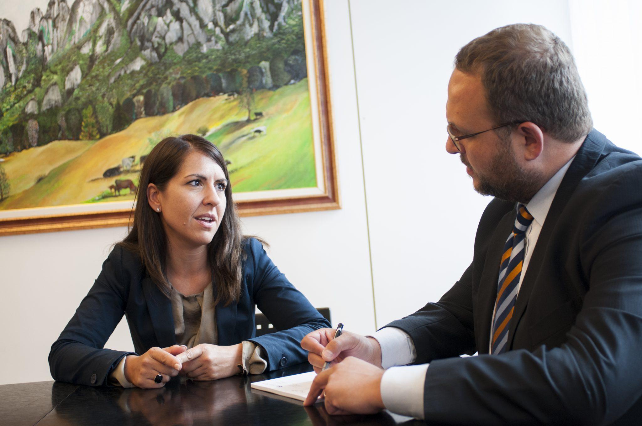 Incontro tra il DI e gli Uffici di conciliazione in materia di locazione