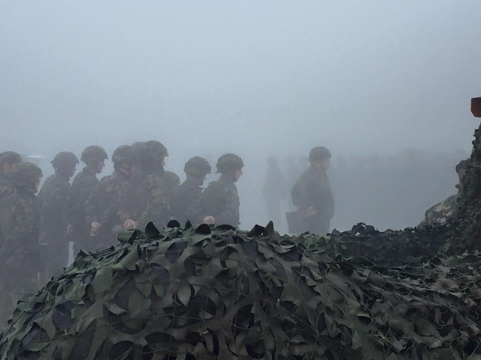 Al Monte Ceneri il futuro dell'esercito