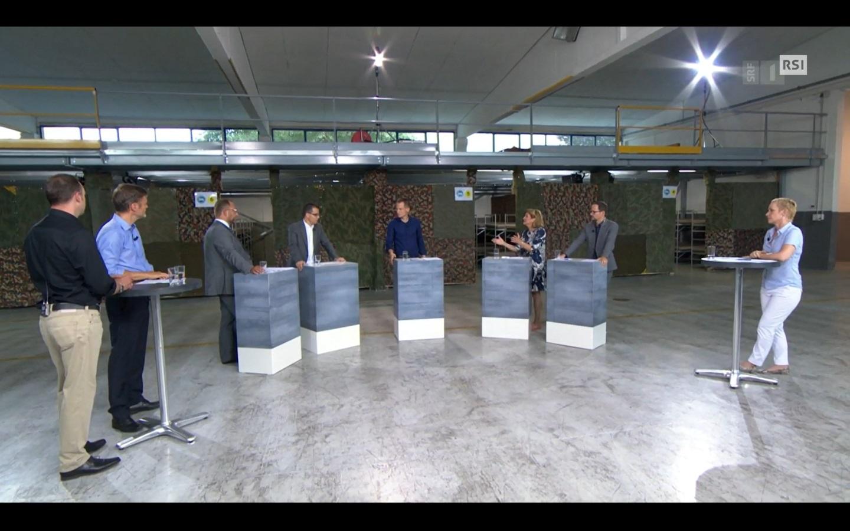 """Migranti: il dibattito di """"Arena"""" (VIDEO)"""