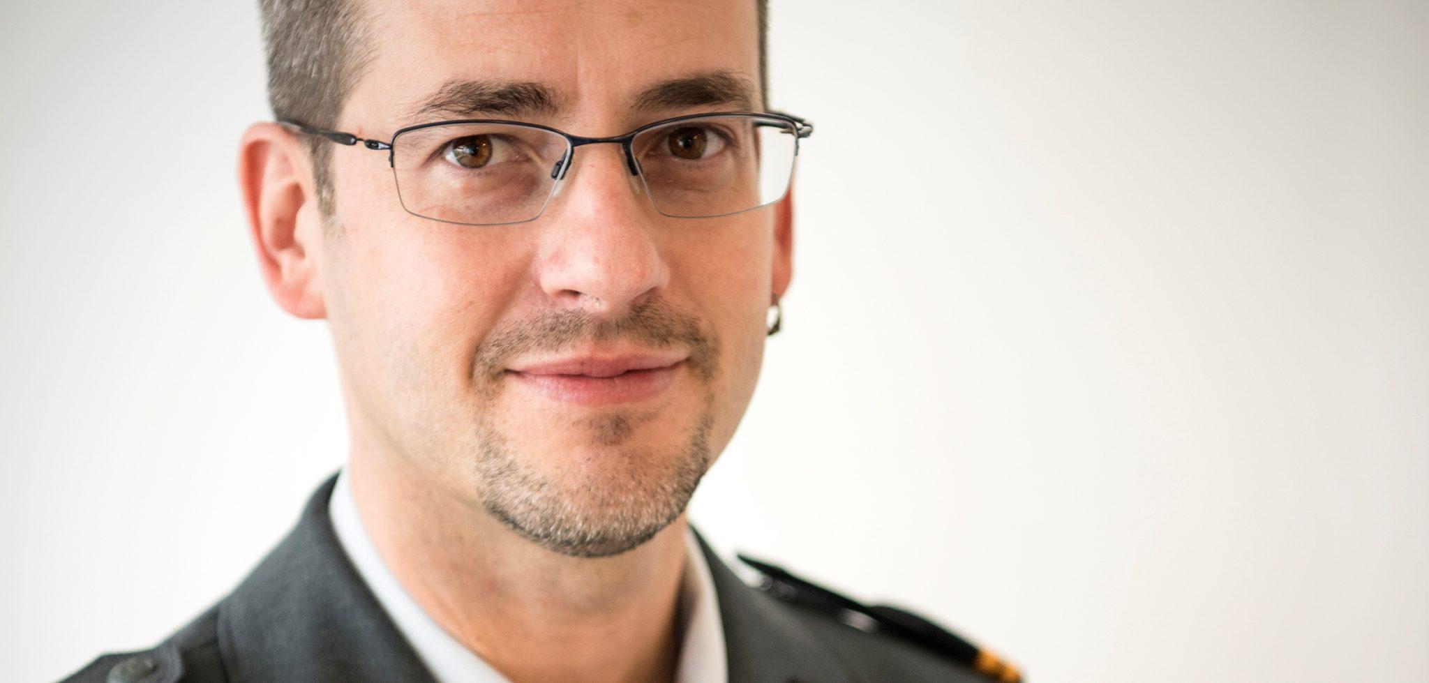 Il Consiglio di Stato nomina Ryan Pedevilla capo della Sezione del militare e della protezione della popolazione