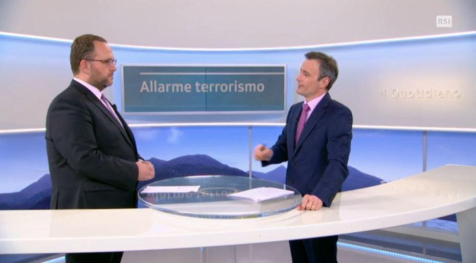 """""""Ticino a rischio? Sono sorpreso"""""""
