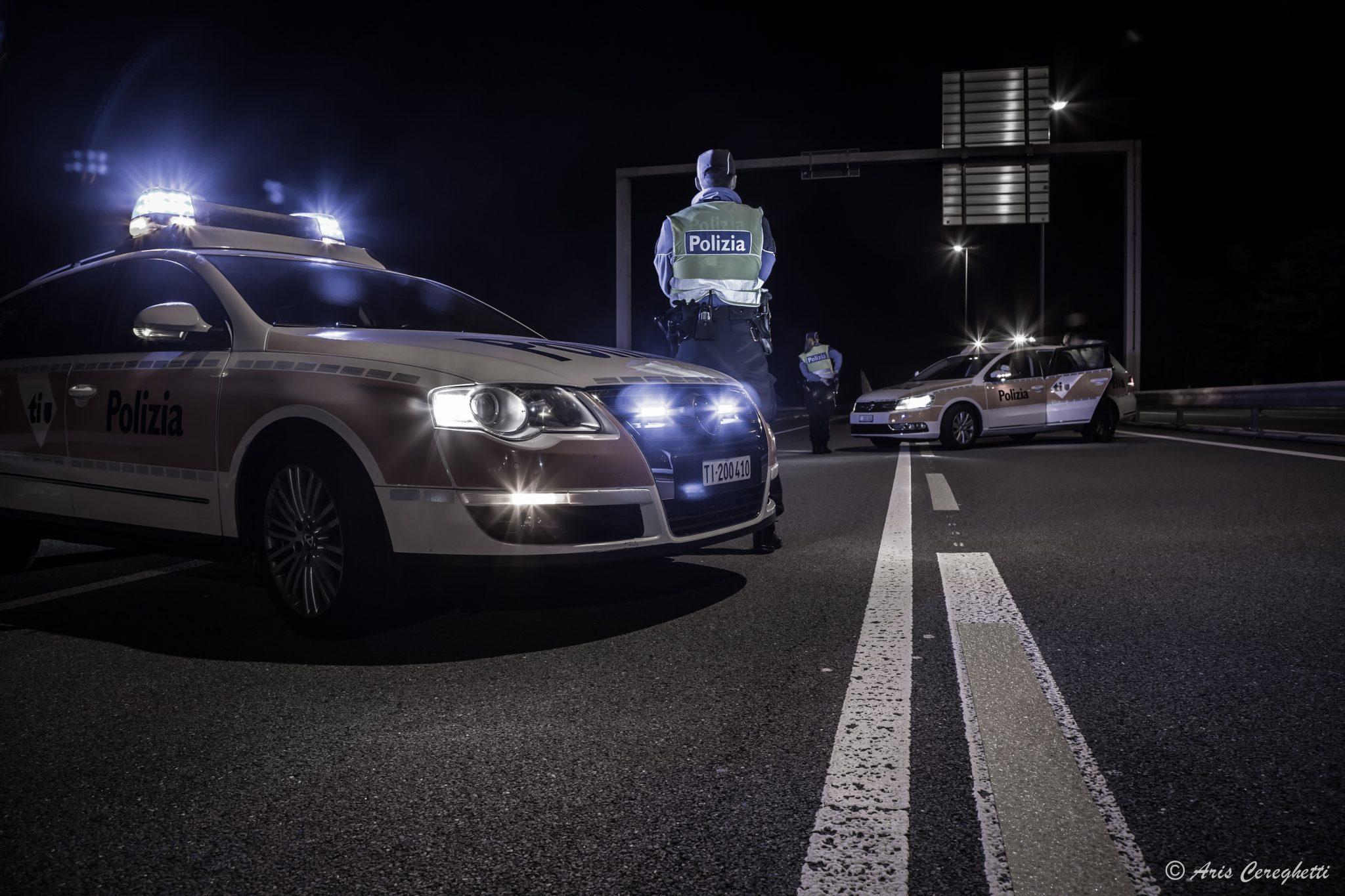 Sicurezza: sempre più poliziotti