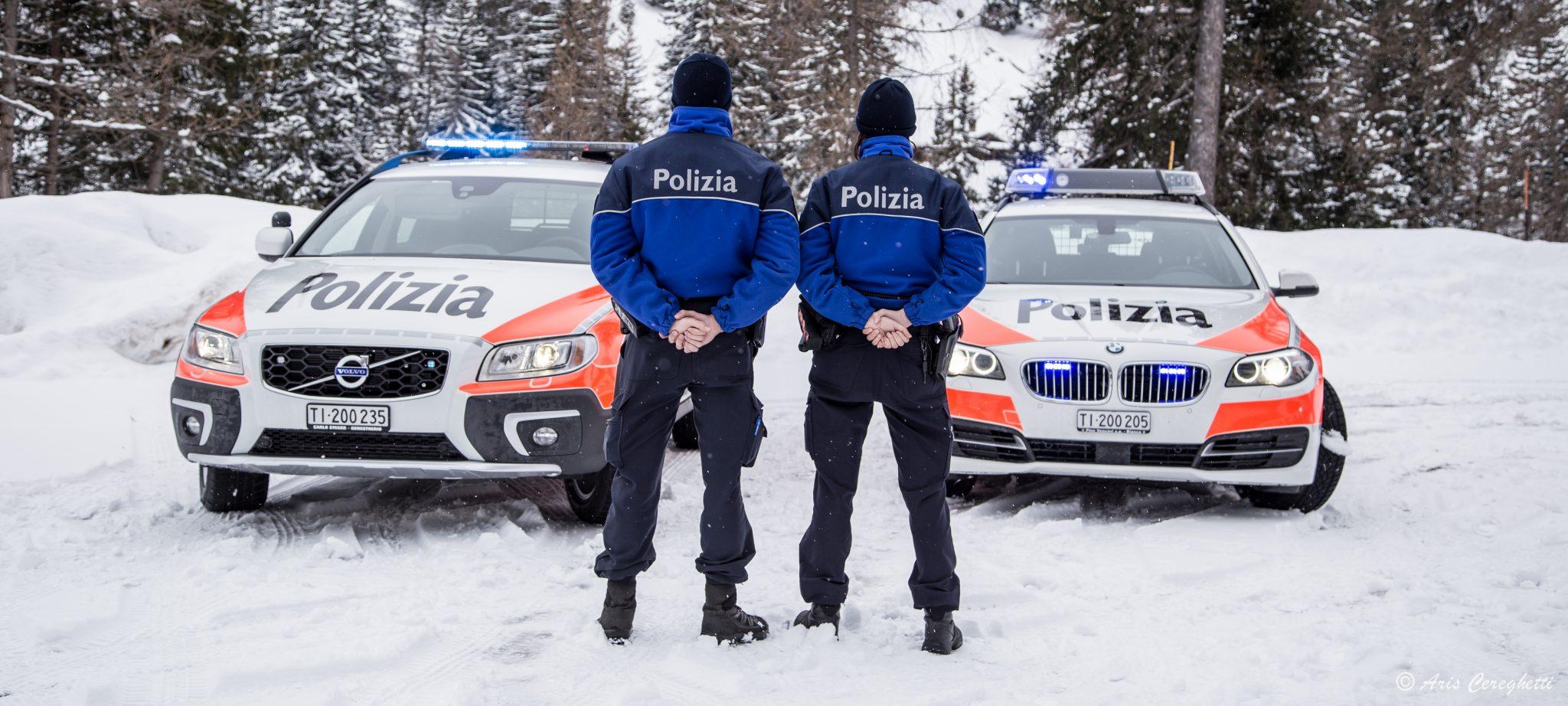 Polizia:  far fronte a ogni genere di minaccia