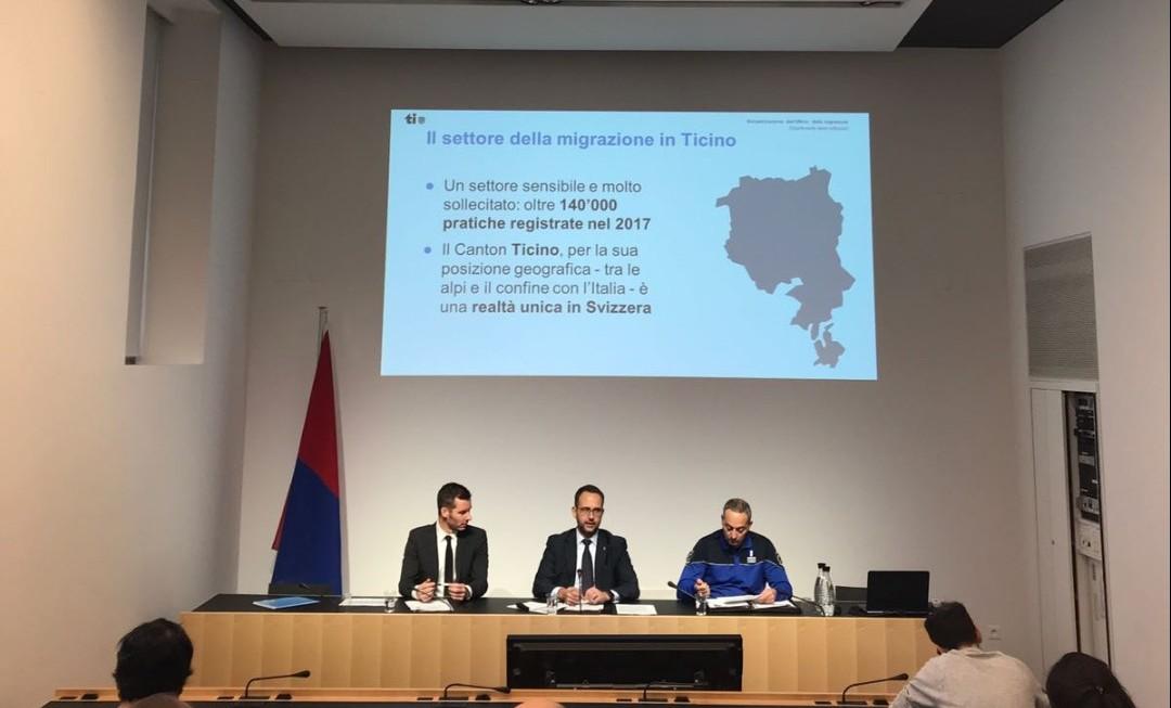 Ufficio della migrazione – Primo bilancio della riorganizzazione