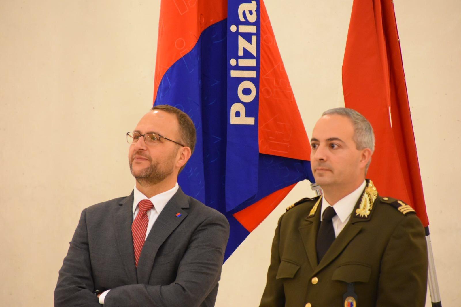 Un 2017 nel segno della professionalità per la Polizia cantonale