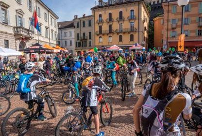 A slowUP Ticino anche la Polizia cantonale e «Strade Sicure»