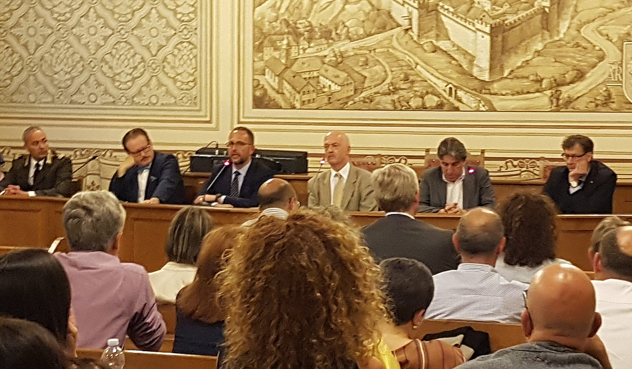 Dibattito «Il Ticino resta un cantone sicuro»