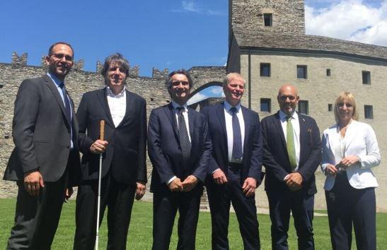 Opere transfrontaliere, presto documento Ticino-Lombardia