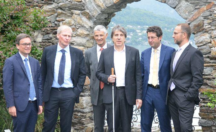 Il Consiglio di Stato alle Isole di Brissago