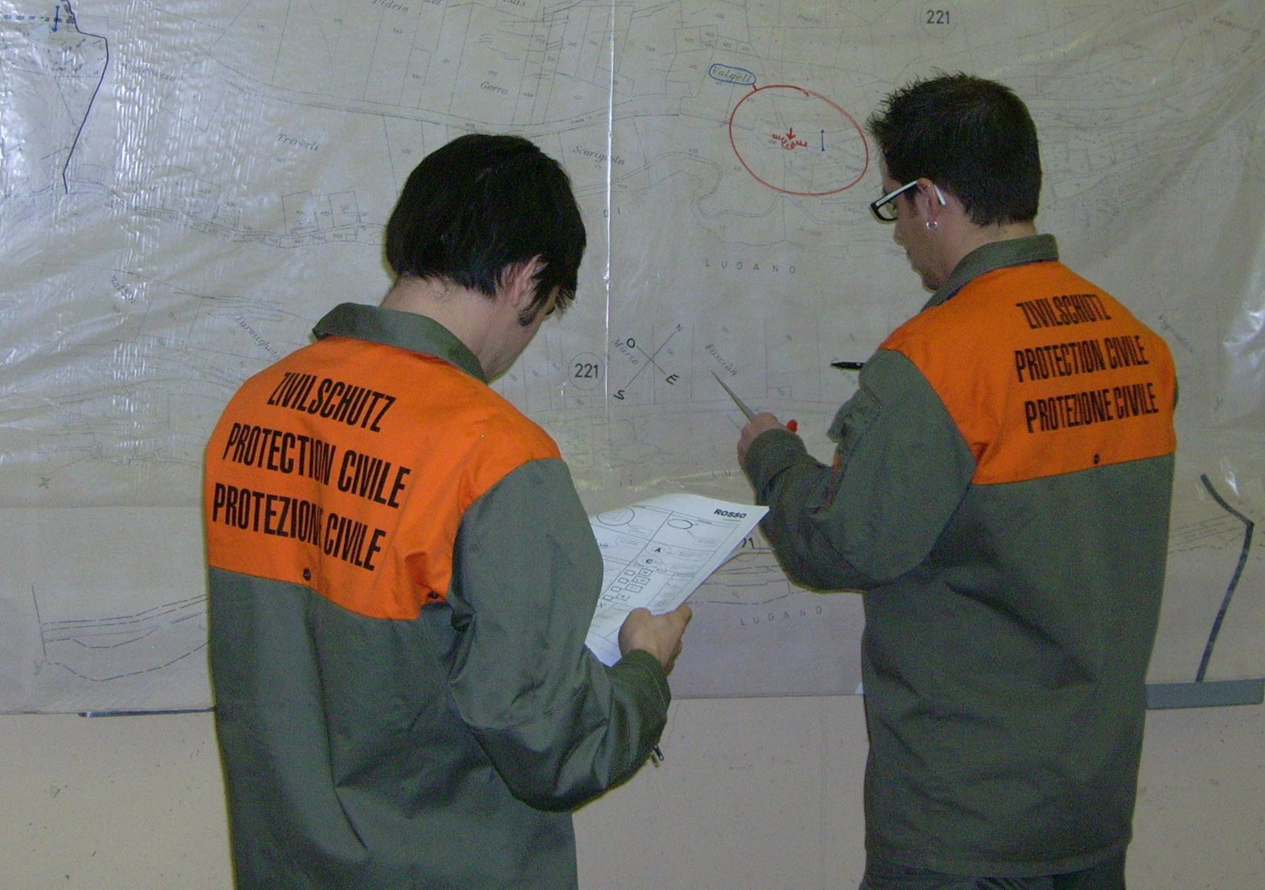 Impiego di materiale della protezione civile per fronteggiare la siccità