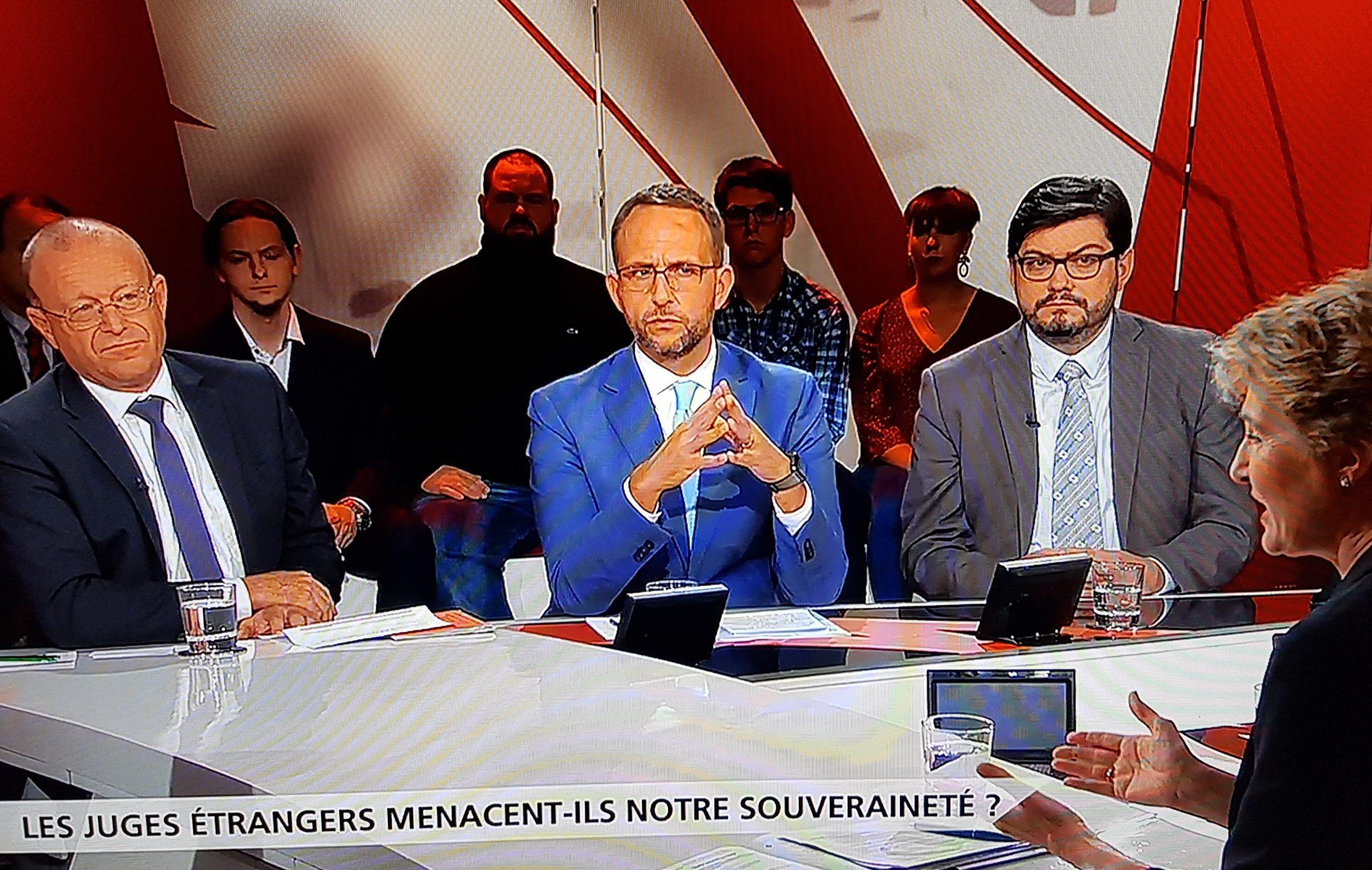 "Iniziativa per l'autodeterminazione – puntata di ""Infrarouge""/RTS Un"